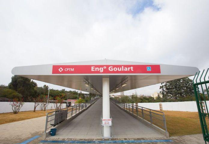 Estação Engenheiro Goulart