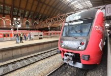 9500 trem hyundai rotem novos trens