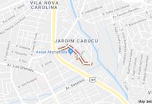 Rua Doutor Azevedo Lima Zona Norte