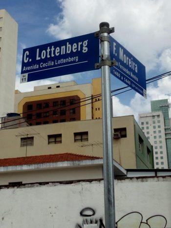 Avenida Cecília Lottenberg