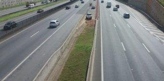 Rodovia Presidente Dutra Trânsito na Dutra