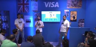 hackaton visa soluções de pagamentos