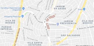 Rua João de Santa Maria
