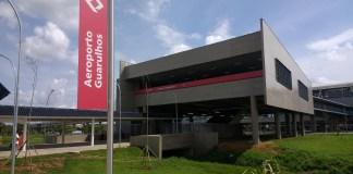 Linha 13-Jade estação guarulhos aeroporto Linha 13-Jade