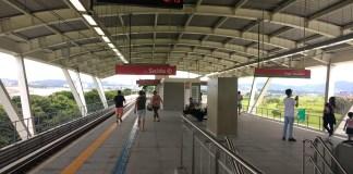 estação guarulhos cecap