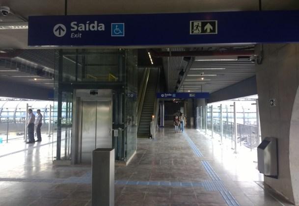 mezanino estação camilo haddad