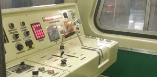 trem frota A atrações culturais