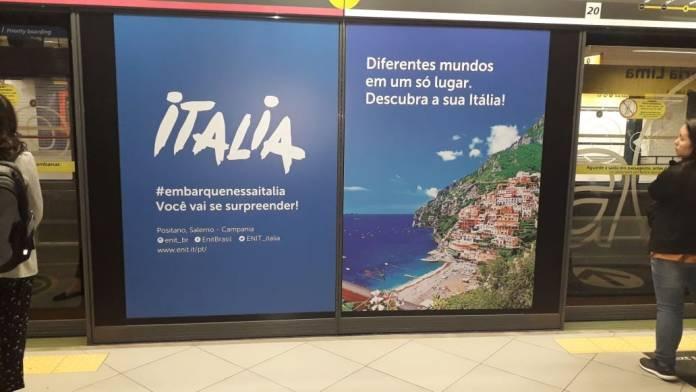 embarque nessa itália