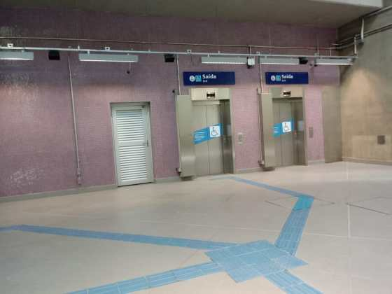 estação aacd servidor elevadores internos