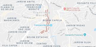 Rua Gerônimo Caetano Garcia