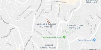 Paraisópolis Rua José Pedro de Carvalho Lima