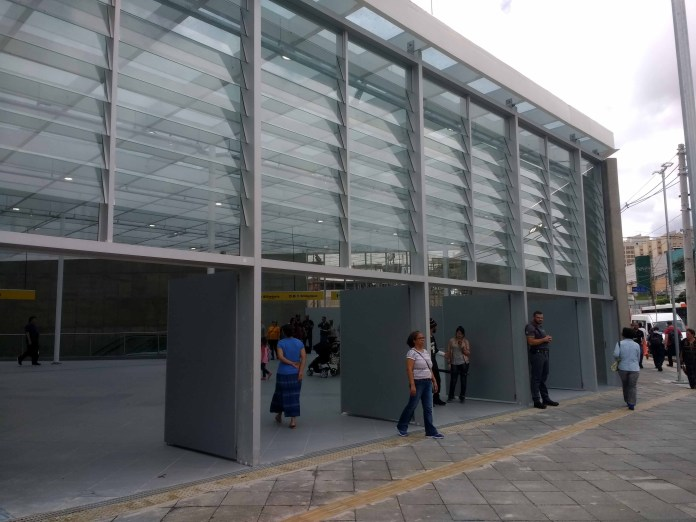 128 acesso principal São Paulo-Morumbi