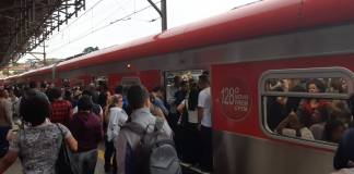 estação francisco morato Linha 7-Rubi