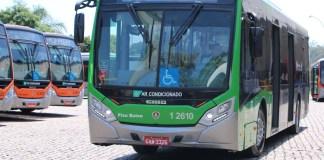 Empregador Novos ônibus Viação Gato Preto Licitação