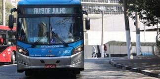 Passagem de ônibus parque 9 de julho Parque do Ibirapuera