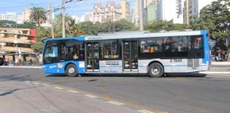 177H Metrô Santana Terminal Pinheiros de Ônibus