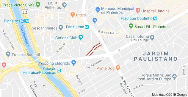 Rua Diogo Moreira