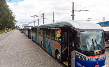 Metra 376 Transporte coletivo