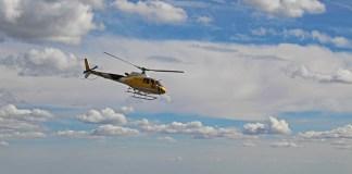 helicóptero HELI XP