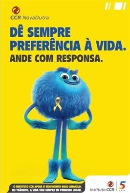 Campanha CCR NovaDutra