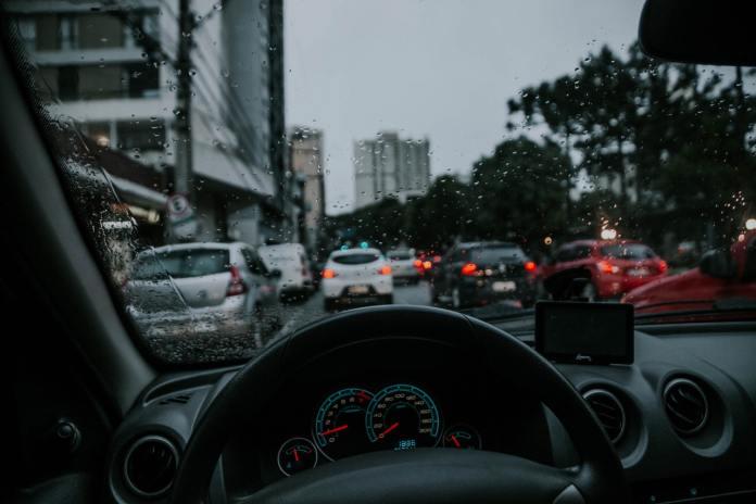 Carros autônomos em projeto