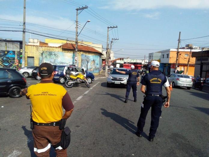 Mortes no trânsito Fiscalização de trânsito em Guarulhos