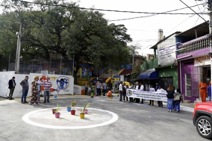 Rota Escolar Segura Jardim Nakamura