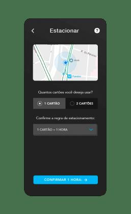Zul Digital tela estacionar