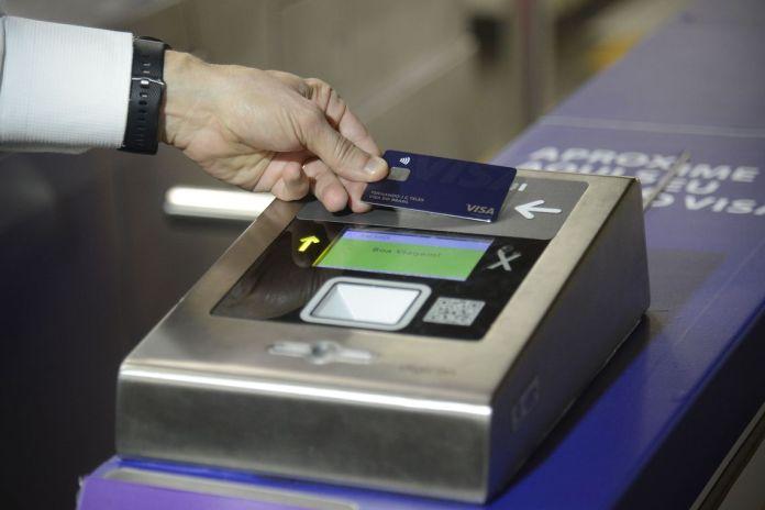 MetrôRio agora aceita pagamento por aproximação