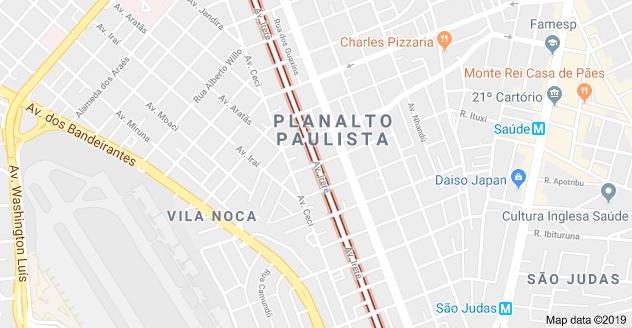 Avenida Irerê