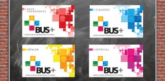 Cartões BUS+