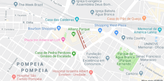 Rua Padre Antônio Tomás
