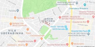 Rua Tejo Jardim Luzitânia