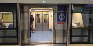 Portas de plataforma na Vila Madalena Linha 2-Verde
