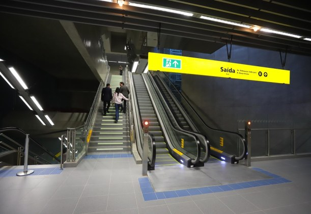Estação Oscar Freire