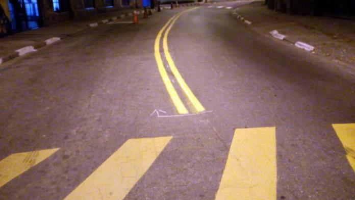 Avenida Salgado Filho Sinalização