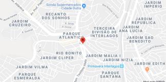 Avenida Senador Teotônio Vilela Avenida João Goulart
