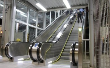 Escadas rolantes Francisco Morato