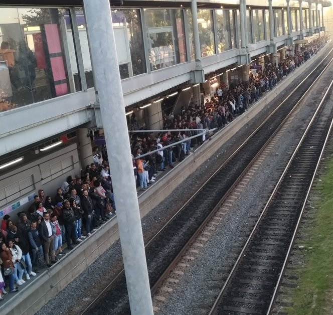 Estação Itaim Paulista