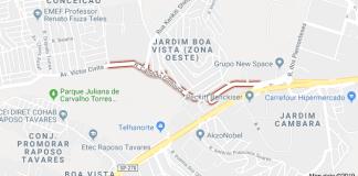Rua Cândido Fontoura