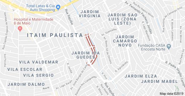 Rua Tristão Achaval