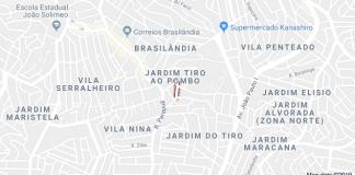 Rua João Luiz Calheiros