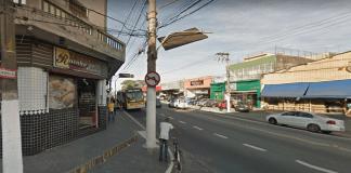 Avenida Marechal Tito Vila Curuçá