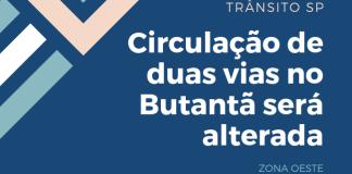 Butantã Circulação