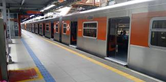 Estação Itaquaquecetuba da Linha 12-Safira da CPTM