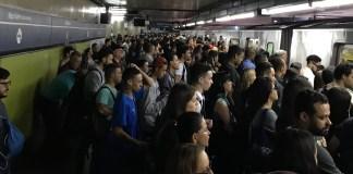 Estação Sé Linha 1-Azul