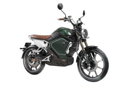 Moto modelo TC