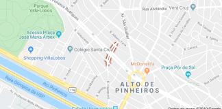 Avenida Professor Fonseca Rodrigues
