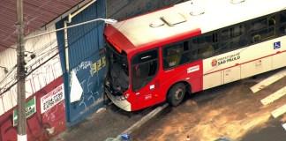 Ônibus Avenida Rio das Pedras