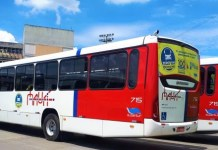 Ônibus Suzantur Mauá Greve de ônibus em Mauá
